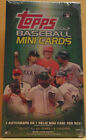 2012 Topps Baseball Mini Cards Sealed Exclusive Hobby Box 1 Auto or Relic Box