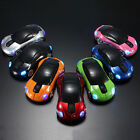 Newest Wirless Mouse Car Wireless Gaming Mouse Optical Computer Mouse USB Mouse