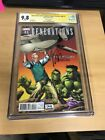 GENERATIONS:BANNER& TOTALLY AWESOME HULK #1 STAN LEE VARIANT SIGNED CGC 9.8