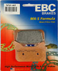 EBC Brakes EBC SUPER MOTO-X SINTERED BRAKE PADS # MXS368 NEW