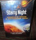 STARRY NIGHT COMPLETE SPACE  ASTRONOMY PACK VERSION 6 PC DVD ROM WIN MAC NEW