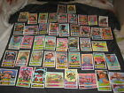LOT (90) 1987 COMPLETE SET TOPPS SERIES 9 GARBAGE PAIL KIDS GPK AUTHENTIC CARDS