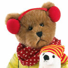 Boyds Bear *Haley Goodfriend w/Lil' Berg* #4041836-  12 Plush Bear -NWT-2014