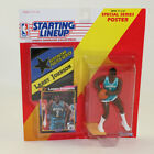 Kenner - Starting Lineup Superstar poster Series - Larry Johnson Action Figure *