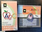 Cricut Cartridge Makin the Grade Shapes and Letters is LINKED Gently Used