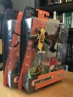 Matchbox SkyBusters 4 Pack Lot Air Show Helicopter Aero Blast HELIX Blade Force
