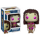 FUNKO POP GAMES STARCRAFT II #18 KERRIGAN SDCC 2014 EXCLUSIVE VINYL (PRIMAL) 🛎️