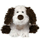 TY Beanie Baby - SPUDS the Dog (8 inch) - MWMTs Stuffed Animal Toy