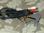 Fisher MT-6117 Studio Standard Turntable RCA Cables Ground Wire Replacement Part