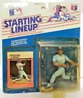 DANNY TARTABULL Starting Lineup Collectible KANSAS CITY ROYALS 1988 w/ Card NEW