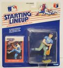 BRET SABERHAGEN Starting Lineup Collectible KANSAS CITY ROYALS 1988 w/ Card NEW