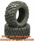 27x9 14 Front or Rear Tire Set for 2016 John Deere GATOR XUV825I SPECIAL EDITION