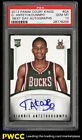 2013 Court Kings Next Day Giannis Antetokounmpo ROOKIE RC AUTO PSA 10 GEM (PWCC)