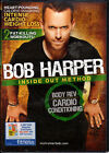 Bob Harper Inside Out Method Body Rev Cardio Conditioning DVD NEW SEALED