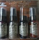 Paint SystemTattered Angels Naturally Aged Fine Wood Aged Mahogany 4 X 1 Ounce