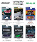 HOLLYWOOD SERIES RELEASE 20 SET OF 6 CARS 1 64 DIECAST BY GREENLIGHT 44800