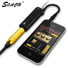 SOACH Guitar link cable adapter AMP audio interface converter guitar pedal ef