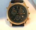 Festina Chronograph Alarm men's watch in Stainless Steel and gold plate