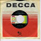 Kathy Dee - Decca 32372 - Funny how time slips away   (M-)