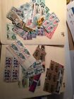 US MINT POSTAGE stamp lot collection  100 X 04 06 Cent Stamps