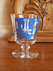 ATHENS International Cities of the World Libbey Glass Company Continental Goblet