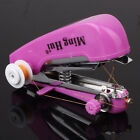 Portable Mini Hand held Cordless Clothes Sewing Machine Home Travel Stitch Tool