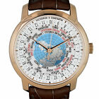 Vacheron Constantin 86060 Traditionnelle World Time Rose GOLD 86060/000R-9640