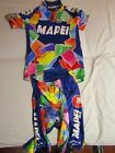 Mapei both parts jersey and shorts SMS Santini and Sportful