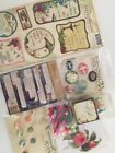 Websters Pages scrapbook embellishments Pins Stickers Silhouettes Sparklers NWT