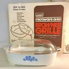 Corningware Browner Instructions