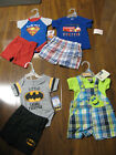 8 Pc Lot Baby Boys Spring Summer Clothes Size 0 3 Months NWT 0 3M New