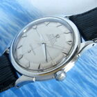 Mens 1953 Omega Constellation 354 Bumper Automatic Stainless Vintage Swiss Watch