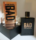 Diesel BAD INTENSE EDP - Decant SAMPLE Atomizer - Free Shipping!