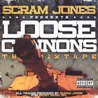 DAMAGED ARTWORK CD Jones, Scram: Loose Cannons