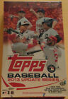2013 Topps Baseball Update Series Factory Sealed Hobby Box 1 Auto Relic per