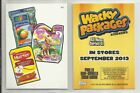 2013 Topps Wacky Packages All-New Series 11 Trading Cards 6