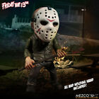 "Mezco Toyz 25875 1/12 Jason Model for 6"" FRIDAY THE 13TH Action Figure Deluxe"