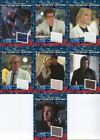 Spider-Man The Amazing Spider-Man Movie Character & Costume Card Set