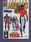 NEW MUTANTS 99 ROB LIEFELD/ CABLE / 1ST SHATERSTAR  / MARVEL COMICS