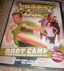 NEW The Biggest Loser The Workout Boot Camp 6 Week Program DVD Weight Loss