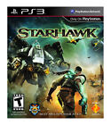 Starhawk Plastation 3 Action Game Factory Sealed Brand New Fast Free Shipping