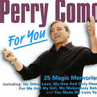 For You by Perry Como (CD, Mar-2001, Prism)