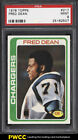 1978 Topps Football Fred Dean ROOKIE RC #217 PSA 9 MINT (PWCC)