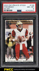 2000 Pacific Private Stock Silver Tom Brady ROOKIE RC 330 #128 PSA 8 (PWCC)