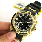 Invicta 24218 Bolt Chronograph SS Silicone Band Watch SS Parts Not Working
