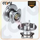 2x Rear Wheel Hub bearing Assembly For Prizm Toyota Corolla 1993 2002 W O ABS