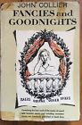 Fancies and Goodnights John Collier 1951 1st Edition Very Rare