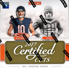 2017 PANINI DONRUSS CERTIFIED CUTS HOBBY FOOTBALL BOX...