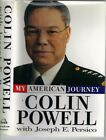 My American Journey  An Autobiography by Colin Powell NEW AUTOGRAPHED