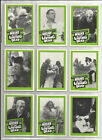 1988 Night of the Living Dead IMAGINE TEN Incomplete Set of 63 Cards (6-68) VHTF